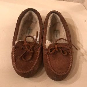Other - Crew cuts slippers Sz k11